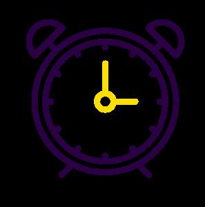 Icon gain de temps