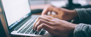 Ecrire ordinateur