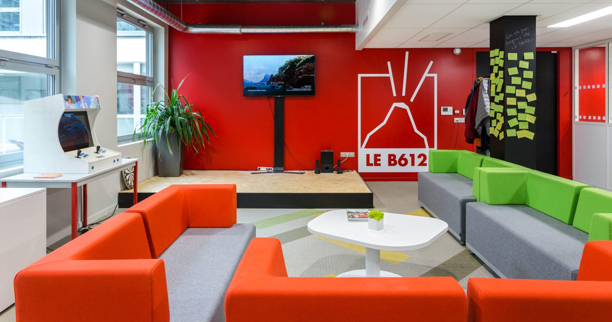 l'incubateur B612 Lyon